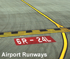Acculine : Airport Runways